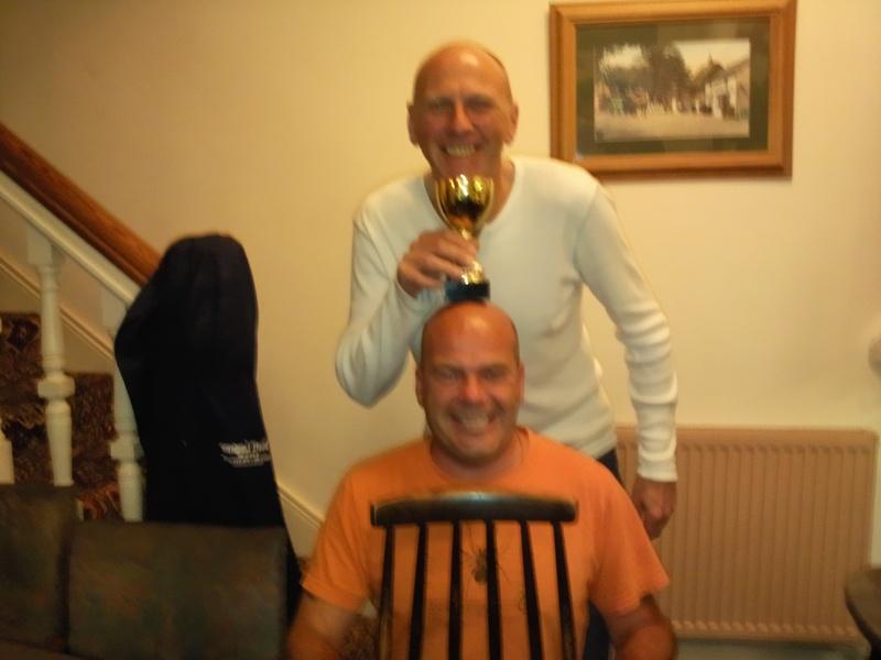 Hurst Arms Trophy winners